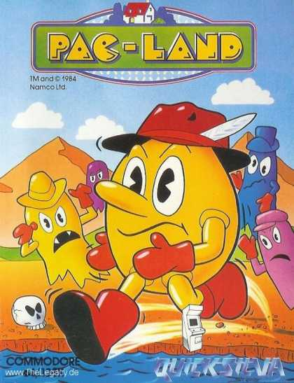 Misc. Games - Pac-Land