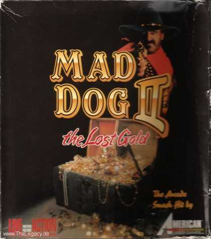 Misc. Games - Mad Dog II: The Lost Gold