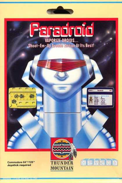 Misc. Games - Paradroid