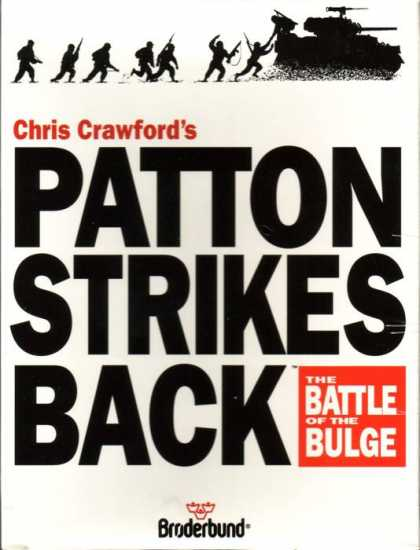 Misc. Games - Patton Strikes Back: The Battle of the Bulge