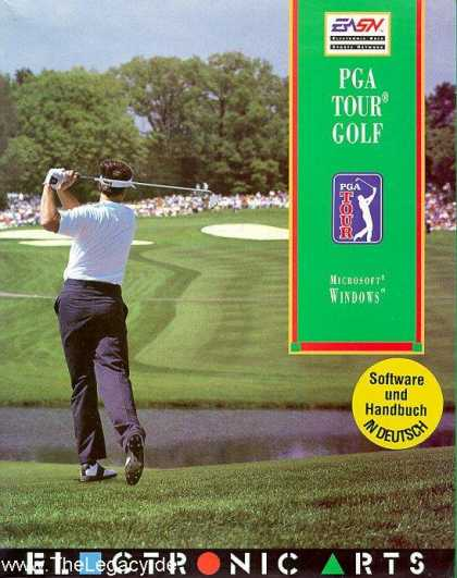 Misc. Games - PGA Tour Golf