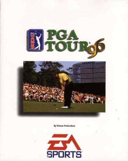 Misc. Games - PGA Tour 96