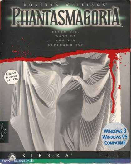 Misc. Games - Phantasmagoria