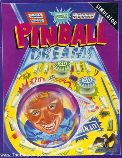 Misc. Games - Pinball Dreams