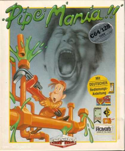 Misc. Games - Pipe Mania!!