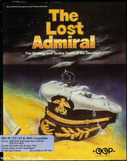 Misc. Games - Lost Admiral, The