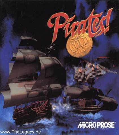 Misc. Games - Pirates! Gold