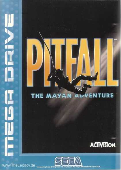 Misc. Games - Pitfall: The Mayan Adventure