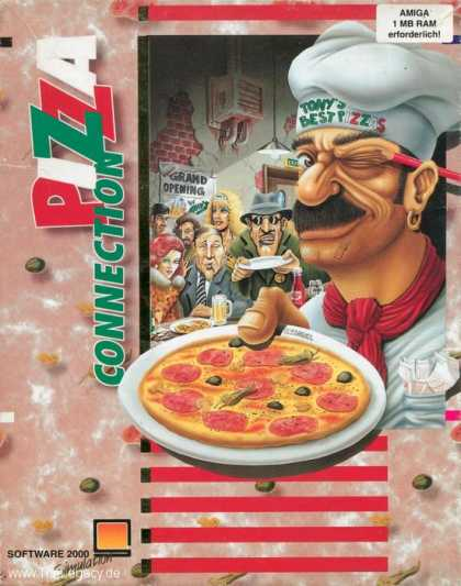 Misc. Games - Pizza Connection