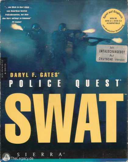 Misc. Games - SWAT