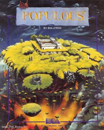 Misc. Games - Populous