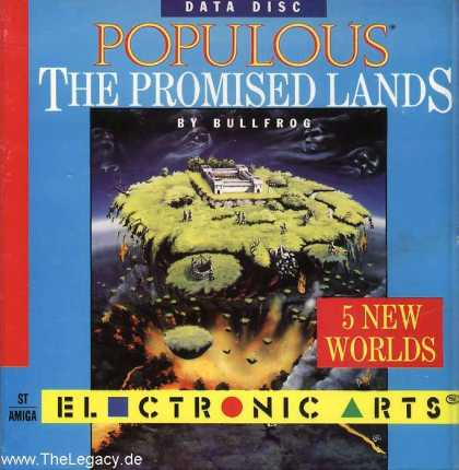 Misc. Games - Populous: The Promised Lands