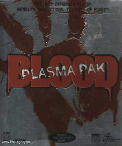 Misc. Games - Blood: Plasma Pak