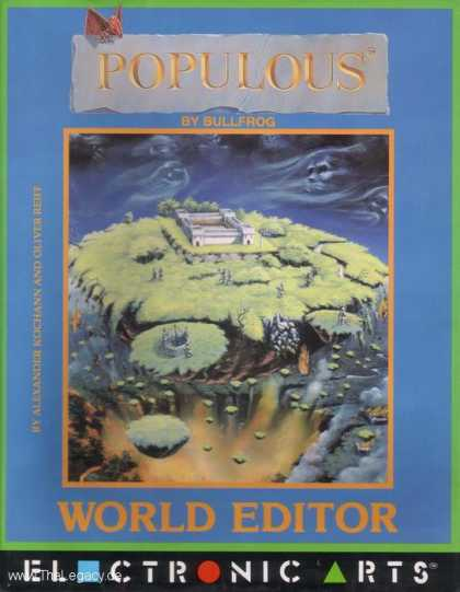 Misc. Games - Populous: World Editor