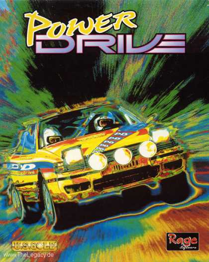 Misc. Games - Power Drive