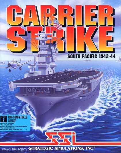 Misc. Games - Carrier Strike: South Pacific 1942-44