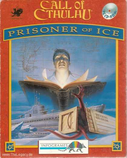 Misc. Games - Prisoner of Ice: Call of Cthulhu