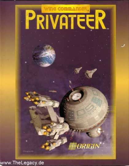 Misc. Games - Wing Commander - Privateer