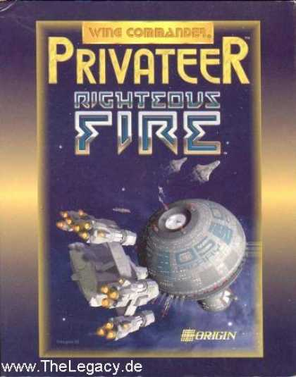 Misc. Games - Wing Commander - Privateer: Righteous Fire