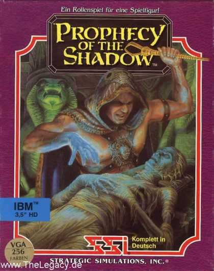 Misc. Games - Prophecy of the Shadow