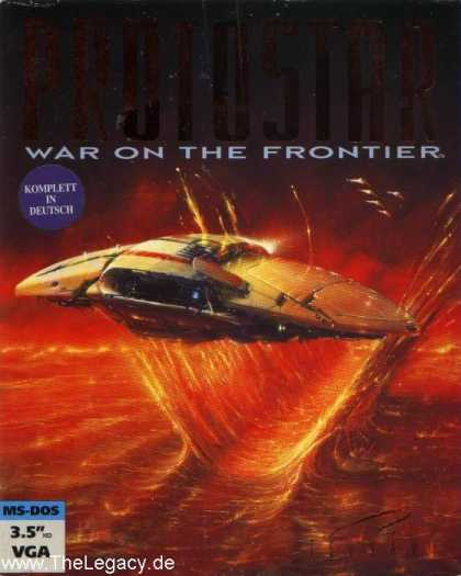 Misc. Games - Protostar: War on the Frontier