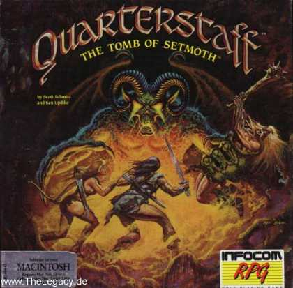 Misc. Games - Quarterstaff: The Tomb of Setmoth