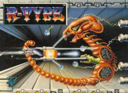 Misc. Games - R-Type