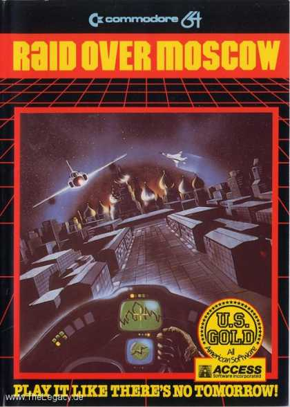 Misc. Games - Raid over Moscow