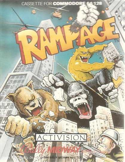 Misc. Games - Rampage