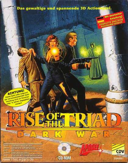 Misc. Games - Rise of the Triad: Dark War