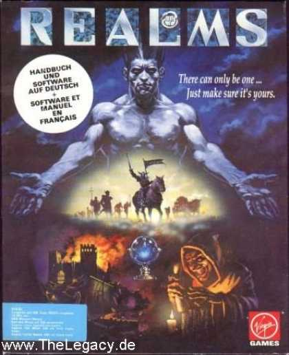 Misc. Games - Realms