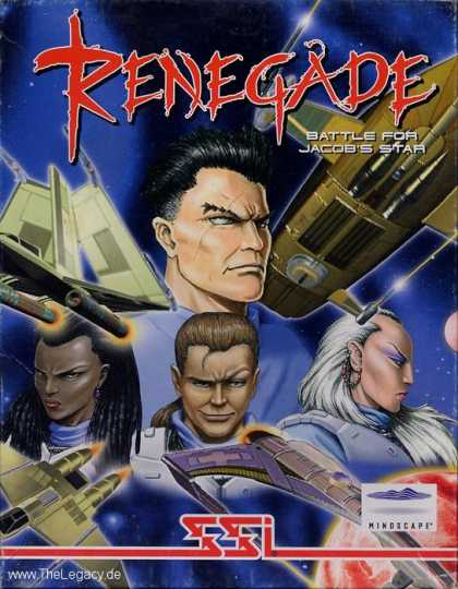 Misc. Games - Renegade: Battle for Jakob's Star