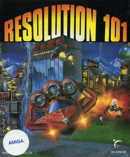 Misc. Games - Resolution 101