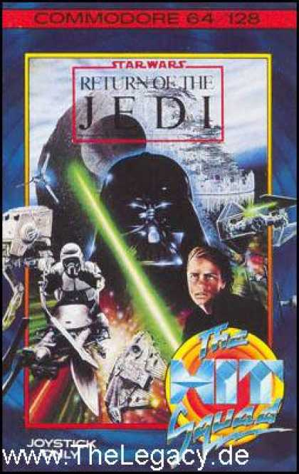 Misc. Games - Star Wars - Return of the Jedi
