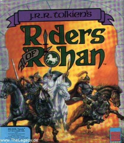 Misc. Games - Riders of Rohan