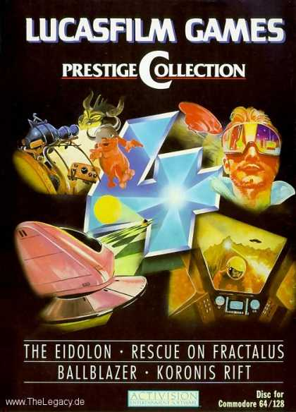 Misc. Games - Lucasfilm Games Prestige Collection