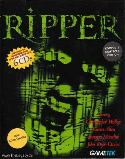 Misc. Games - Ripper