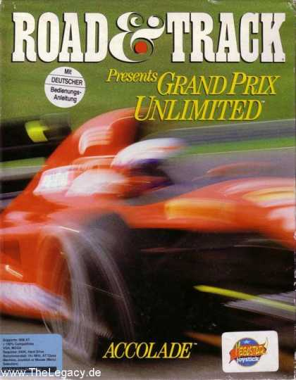 Misc. Games - Grand Prix Unlimited