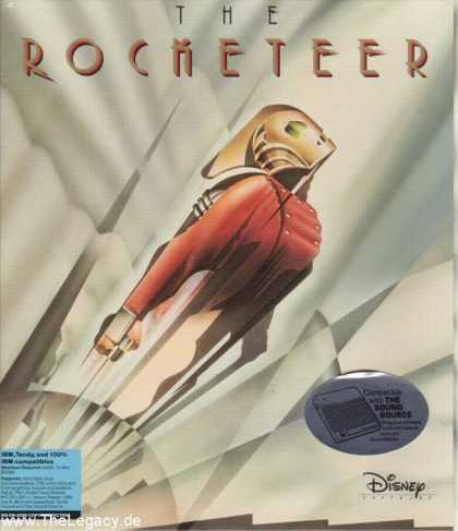 Misc. Games - Rocketeer, The