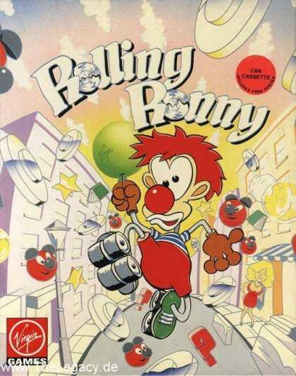 Misc. Games - Rolling Ronny