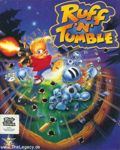 Misc. Games - Ruff'n'Tumble