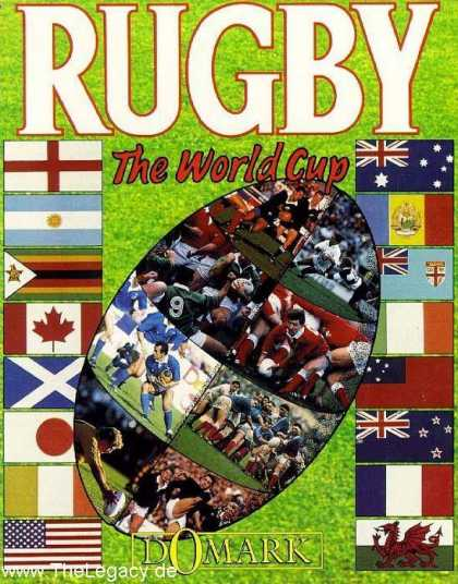Misc. Games - Rugby: The World Cup