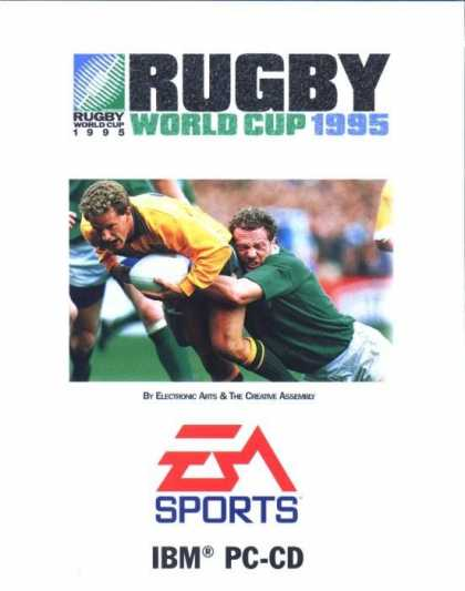 Misc. Games - Rugby World Cup 1995