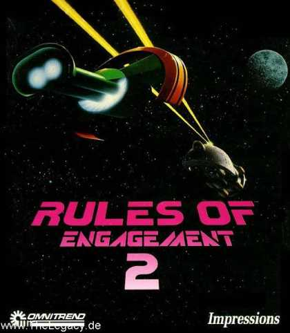 Misc. Games - Rules of Engagement 2