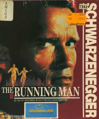 Misc. Games - Running Man, The