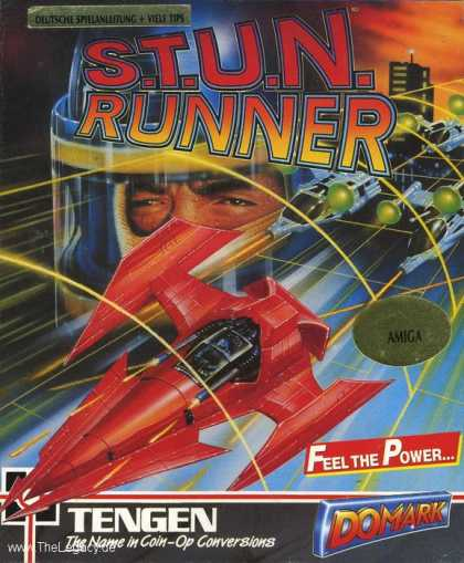 Misc. Games - S.T.U.N. Runner