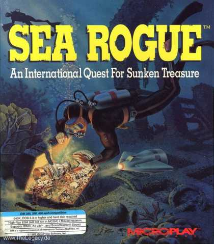 Misc. Games - Sea Rogue