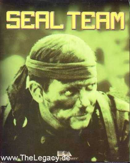 Misc. Games - Seal Team