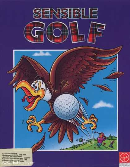 Misc. Games - Sensible Golf