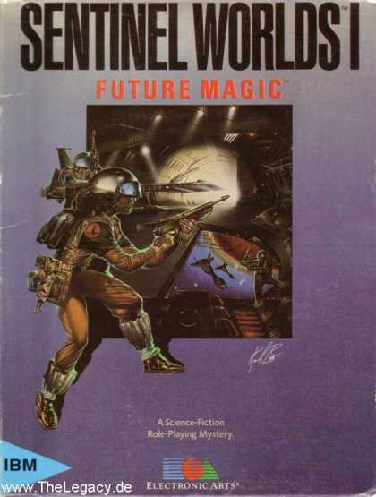 Misc. Games - Sentinel Worlds I: Future Magic